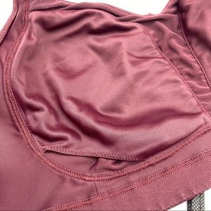 lululemon athletica Intimates & Sleepwear - Lululemon Sz 6? Burgundy Sportsbra